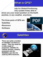 What is GPS? What is GPS?