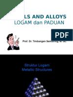 Struktur Logam