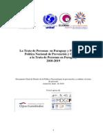 LA TRATA DE PERSONAS EN PARAGUAY - 2010 2019 - GI - PORTALGUARANI