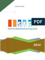 Sags - Sistema de Administración de Grupos Scouts