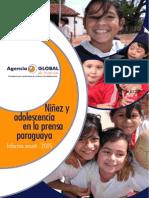 NINEZ Y ADOLESCENCIA EN LA PRENSA PARAGUAYA 2005 - GI - PORTALGUARANI