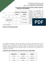 Auditoria-Control Interno de Compras y Ventas