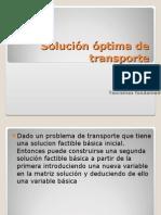 Transport e Optimo