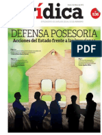 Defensa Posesoriatado para defender