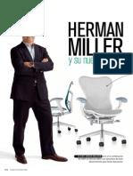 Herman Miller y Su Nueva Postura
