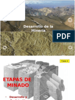 Capítulo IV Desarrollo y Explotación