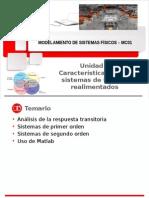 Características de Los Sistemas de Control Realimentados