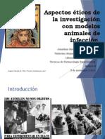 Aspectos Éticos de La Investigación Con Modelos Animales
