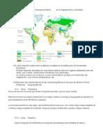 Ubica Los Principales Biomas Terrestresen El Mapamundi y Coloréalos