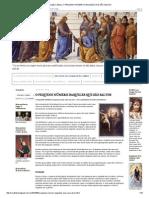 Formação Católica_ o Pequeno Número Daqueles Que São Salvos