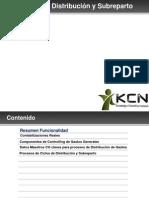 KCN Ciclos de Distribución y Subreparto