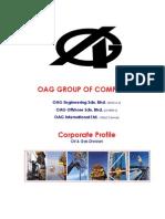 OAG O&G Corporate Profile