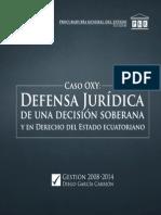 Libro Caso Oxy 08 2014