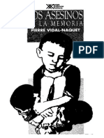 Vidal-Naquet, Pierre - Los Asesinos de La Memoria