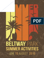 Beltway Summer Preview 2015