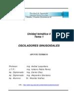 Tema 10.1-Osciladores Sinusoidal