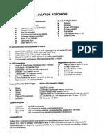IFR Pilot Acronyms