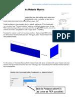 Padtinc.com-Checking Hyper-Elastic Material Models