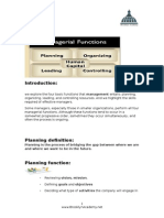 8 Lecture Strategic Planning Material