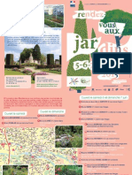 Rendez-vous aux jardins 2015 à Vierzon