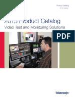CATALOG Full Video Line 2013