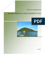 ENV Management Plan