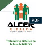 Alimentos para dialisis