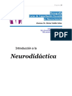 Introducción a la Neurociencia