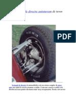 Sistemul de Directie Autoturism de Teren