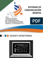 Sistemas de Comunicacion Remota Fabian