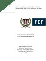 Evaluacion de La Resistencia Mecanica Del Concreto Modificado Con Residuo de Granalla de Silicato