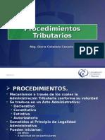 Algs Proc Tributarios en El Cot Venezolano