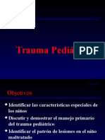 Cap.10 Trauma Pediátrico