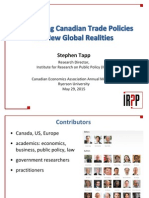 Firm-Level Trade Theory and Canadian Evidence