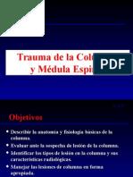 Cap.07_Trauma de la Columna y Médula Espinal.ppt