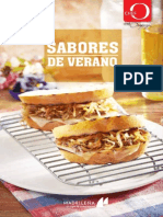 Chef Oropeza - Recetario Sabores de Verano