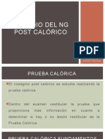 12 Estudio Del Ng Post Calórico 2014