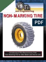 OTR Wheel Engineering - Non-Marking Tire