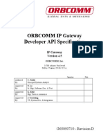 Orbcomm Ip Gateway Apivcd2