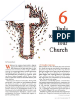 Six Tools to Grow Your Church