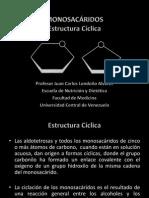 Monosacáridos Ciclicos y Reacciones