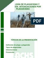 Plaguicidas Presentacion