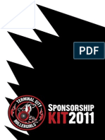 Sample Sponsorship Kit