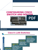 Cisco Devices