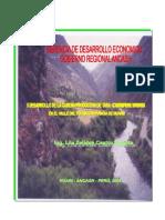 Proyecto Huaraz Cadena Productiva de Tara Lucetty