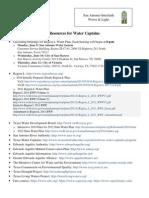 Region L Water Captains Resources