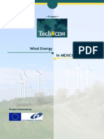 Tech4CDM - Wind Energy in Mexico 3b3fe999
