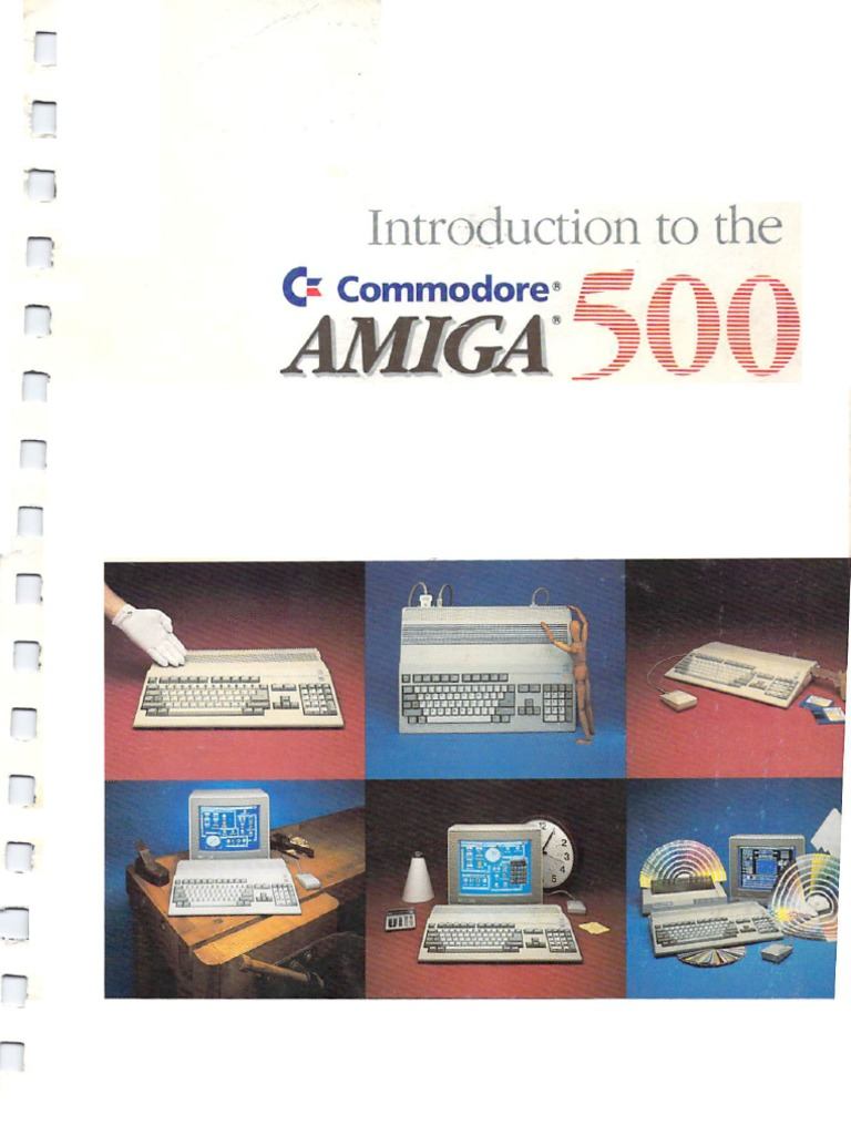 Amiga 500 Introduction Electrical Connector Menu Computing Gbppr Vision 3 Cutting Cleaning Printed Circuit Board Material