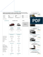 Comparer Dacia Sandero TCe 90 Stepway Prestige Et Peugeot 2008 1