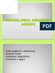 4 Clase (Semiologia Digestiva)